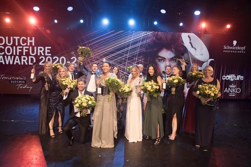 Coiffure Award 2020/21 - Coiffure Media Group B.V.